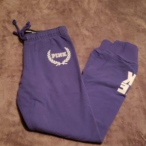 VS Blue jogger pants